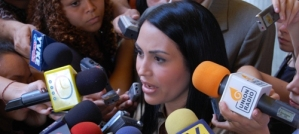 Delsa Solórzano instó a Iris Varela a que ponga su cargo a la orden