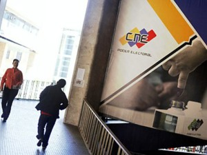 CNE inició digitalización de actas del Registro Civil