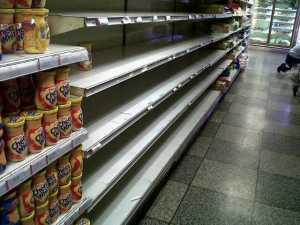 Ya ni hay pan de sandwich (FOTOS)