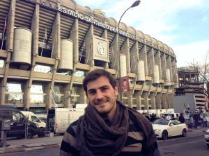 La FOTO de Casillas que NO habías visto
