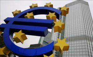 BCE revisa a la baja sus previsiones de crecimiento en Eurozona