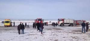 Más de 200 personas cercadas en bloques de hielo en mar Báltico