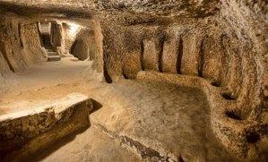 Hallan en Turquía una ciudad subterránea de cinco mil años de antigüedad