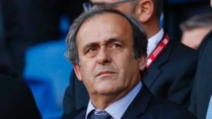 """Fuertes declaraciones: Michel Platini asegura que """"se esperaba"""" la muerte de Diego Maradona"""