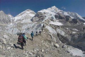 """""""Momias"""" del Everest: El crudo final de los escaladores que murieron en el monte"""