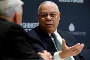 Falleció el exsecretario de Estado de EEUU Colin Powell a causa del Covid-19