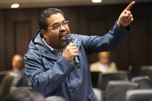 Voluntad Popular expulsó de la tolda naranja al diputado Winston Flores