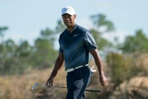 """Tiger Woods se recupera de """"larga"""" cirugía en pie, tobillo, tibia y peroné"""