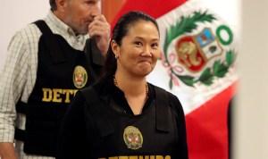 Candidata Keiko Fujimori pide permiso para asistir a encuentro con Mario Vargas Llosa