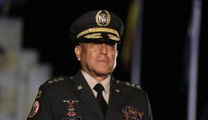 General asumió Ministerio de Defensa en Colombia ante infección aguda de Holmes Trujillo