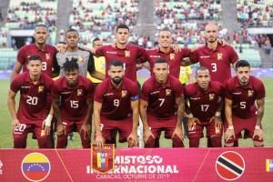 Conoce la convocatoria preliminar de La Vinotinto para la Copa América 2021
