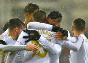 Van tres casos en abril: El Real Madrid reportó otra baja por Covid-19