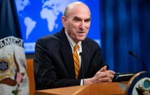 Abrams amenaza con más sanciones contra responsables del show electoral de Maduro