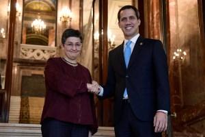 España dio el visto bueno a la propuesta negociadora de Guaidó para Venezuela