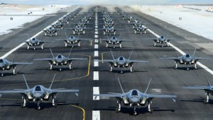 """El Pentágono no quiere el caza F-35, un """"Ferrari"""", para ir a hacer compras"""