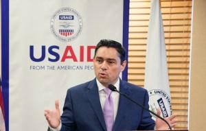 Vecchio confirmó que representará a Venezuela en la investidura de Biden (Video)