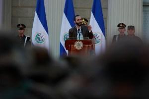 """Bukele desoye a EEUU y dice que cambios en El Salvador son """"irreversibles"""""""