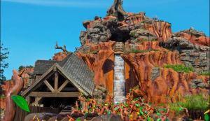 """Disney rediseñará la """"Splash Mountain""""  por ser inspirada en una película de conotaciones racistas"""