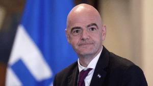 Infantino ofrecerá decisión de la Fifa sobre reforma del calendario internacional