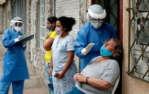 Covid-19 dejó más de 17 mil contagios en Colombia