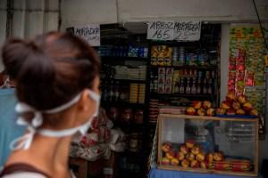 Súbito aumento del dólar disparó los precios de los productos de primera necesidad en Venezuela