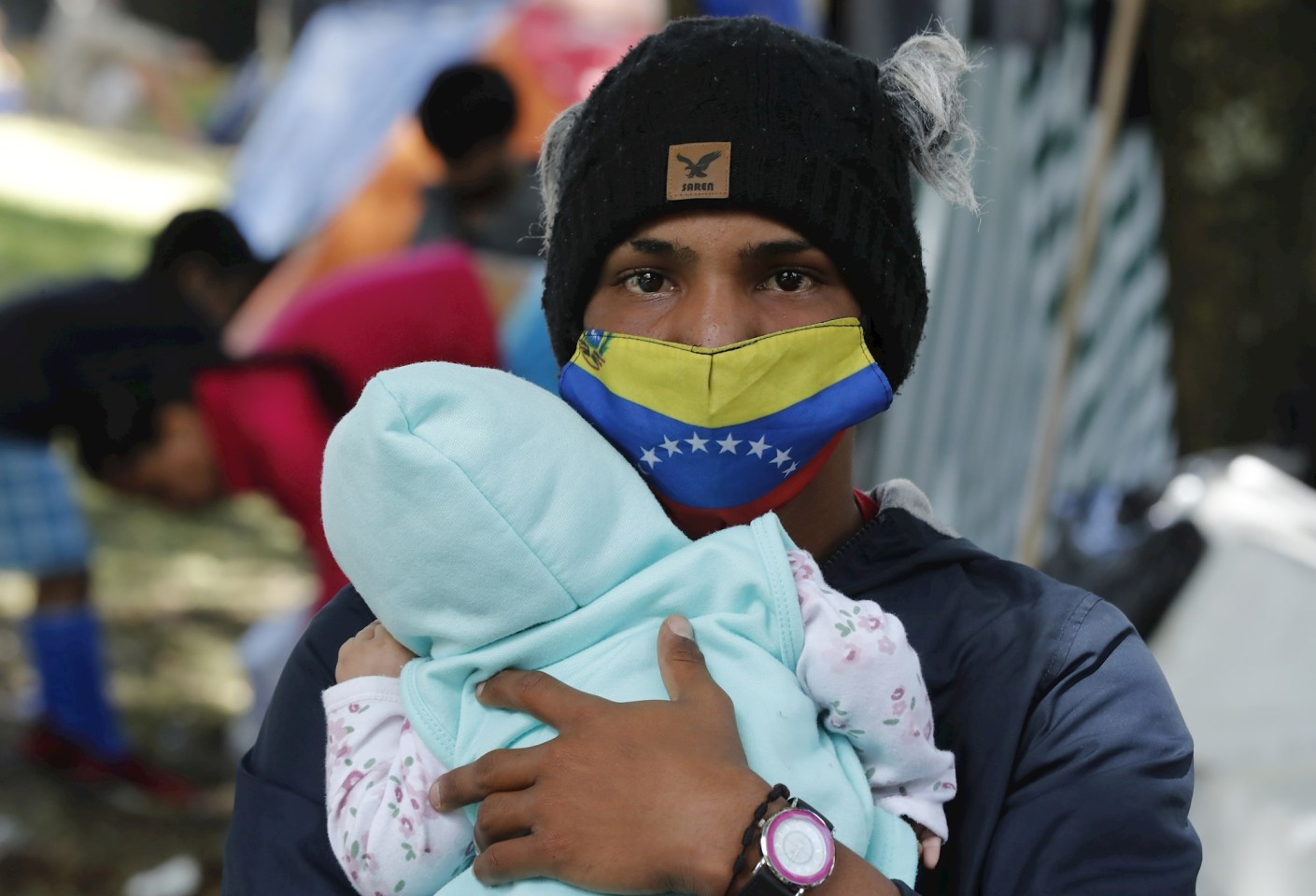 En otro repunte de casos, Venezuela superó los 120 mil contagios por Covid-19