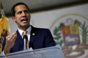 Guaidó: Alemania y la UE hicieron responsables a los que secuestraron el derecho al voto del venezolano
