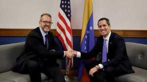 Juan Guaidó sostendrá encuentro virtual con James Story este #25Feb