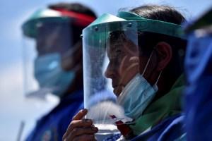 Colombia reportó un descenso en los contagios diarios por Covid-19
