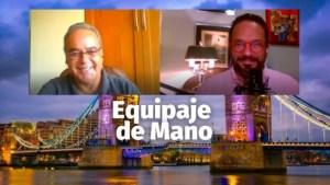 David Moran Bohórquez: Viajar es libertad, te ratifica que eres libre