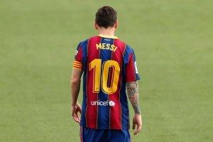 Un viejo ídolo del Barcelona aboga por una salida de Messi por todo lo alto