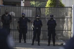 Este fue el protocolo para ingresar el cuerpo de Maradona a la morgue sin ser visto (VIDEO)