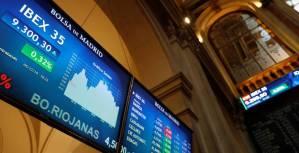 Las bolsas europeas, salvo Milán, suben pendientes de más estímulos en EEUU