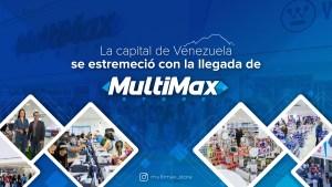 La capital de Venezuela se estremeció con la llegada de MultiMax