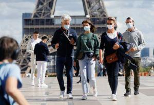 Francia tomó nuevas restricciones para frenar rebrote del Covid-19