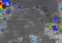 El estado del tiempo en Venezuela este miércoles #21Abr, según el Inameh