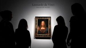 Hallazgo: El cuadro más caro de la historia podría no haber sido pintado por Da Vinci