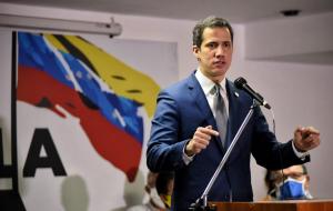 Guaidó: Seguiremos con más reuniones con la UE, Grupo de Lima y todos los aliados para solucionar la crisis