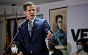"""Guaidó: El régimen de Maduro """"quiere aniquilar"""" las alternativas democráticas"""