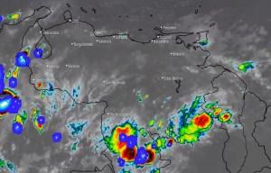 El estado del tiempo en Venezuela este lunes #2Ago, según el Inameh