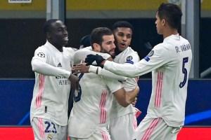 Real Madrid reconduce su rumbo en Champions con otro triunfo ante Inter