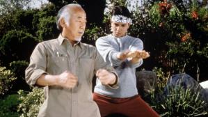 La historia detrás del señor Miyagi: 8 años grave en un hospital, fracasos y no sabía artes marciales
