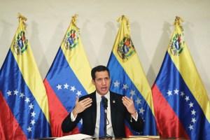 Guaidó plantea acuerdo entre las partes y la comunidad internacional para salvar a Venezuela (Video)