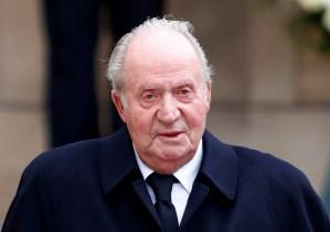 El rey emérito de España salda millonaria deuda fiscal