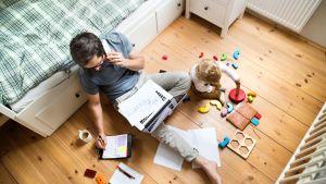 El sedentarismo y los riesgos de trabajar a distancia en tiempos de pandemia