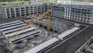 Agobiada por pandemia, Panamá usa hospital inconcluso para atender enfermos de Covid-19