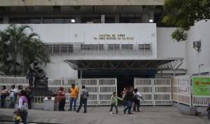Cerró el servicio de neurología del Hospital JM de los Ríos (Video)