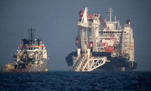 EEUU sancionará a un navío ruso vinculado al gasoducto Nord Stream 2