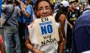 CRUDA fotografía que muestra la desdicha en Venezuela se posicionó en el POY Latam