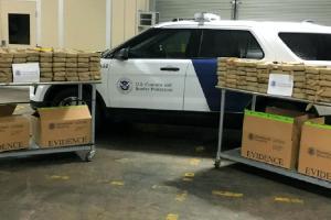 Incautaron más de 300 kilos de cocaína en vuelo privado de Islas Vírgenes a Florida